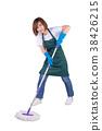家庭主婦 女性 女人 38426215