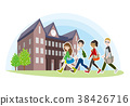 대학생, 대학, 대학교 38426716