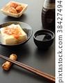 冷豆腐 日式料理 日本料理 38427494