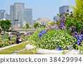 오사카 나카노 시마 장미원의 풍경 38429994
