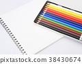 색연필, 이미지, 아트 38430674