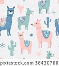 cute, pattern, seamless 38430788