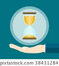 เวลา,มือ,นาฬิกาทราย 38431284