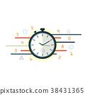관리, 시간, 평면 38431365