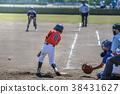 소년 야구 경기 풍경 38431627