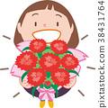 꽃다발 선물 01 38431764