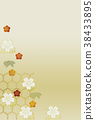 배경, 꽃, 플라워 38433895