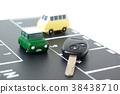car sharing, parking lot, parking place 38438710