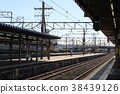 station, train, railroad 38439126