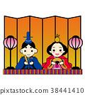 히나마츠리, 히나 인형, 오다이리사마 38441410