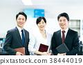 辦公室 商務人士 商人 38444019