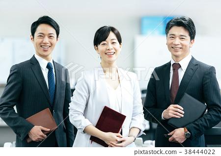 Business scene 38444022