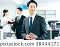 Business scene 38444171