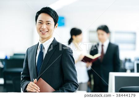 Business scene 38444179