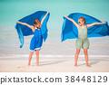 beach, fun, girl 38448129