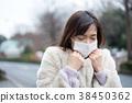 마스크 컨디션 불량 감기 38450362