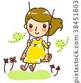 女子 女性 女生 38451603