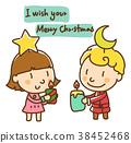 크리스마스, 성탄절, 어린이 38452468