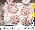 面包 小甜面包 丹麦甜糕饼 38452726