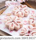 面包 小甜面包 丹麦甜糕饼 38453637