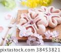 面包 小甜面包 丹麦甜糕饼 38453821