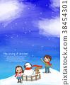 冬季 38454301