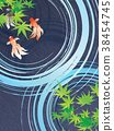 金鱼 涟漪 波纹 38454745