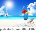 바다, 리조트, 해변 38454987