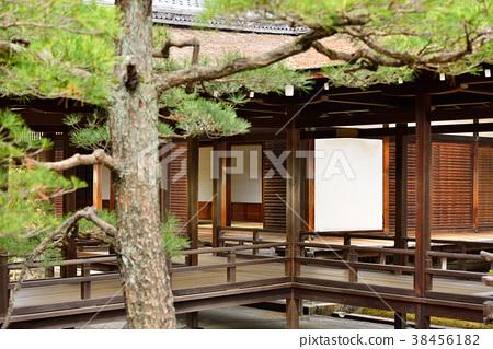 Corridor of Rokudo Garden 38456182