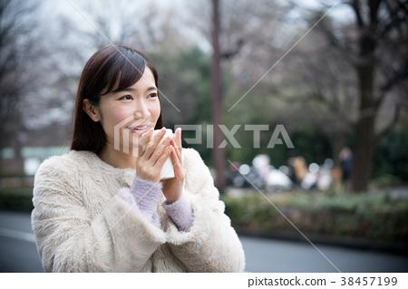 會議外的女人咖啡 38457199