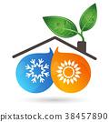 绿色 生态 签字 38457890