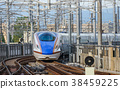 北陸新幹線 新幹線 子彈火車 38459225