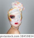 woman, female, portrait 38459834