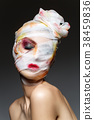 woman, female, portrait 38459836