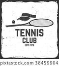 vector tennis illustration 38459904