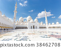 Sheikh Zayed Grand Mosque, Abu Dhabi, United Arab 38462708