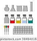 实验室玻璃器皿 38464016