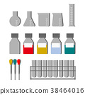 glassware, Laboratory Equipment, laboratory 38464016