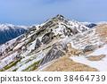산, 북 알프스, 키타알프스 38464739