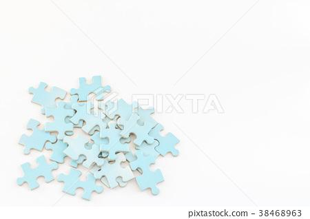 Jigsaw Puzzle piece 38468963