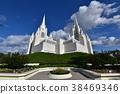 미국 샌디에이고의 새하얀 교회 38469346