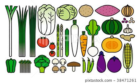 蔬菜 食品 原料 38471261