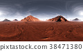 mars, martian, sunset 38471380