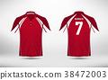 衬衫 运动 足球 38472003