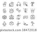 Magic show icons 38472018