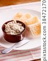 고등어, 생선 요리, 토스트 38472170