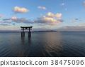 ทะเลสาปบิวะ,โทรี,ทะเลสาบ 38475096