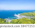 鋸山에서 바라 보는 태평양 38477253