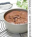 巧克力蛋糕 蛋糕 甜食 38479066