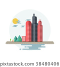城市 景色 風景 38480406
